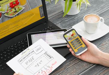 O que é design responsivo e por que o site da minha empresa precisa disso?