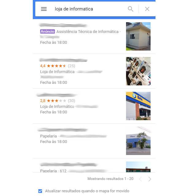Por que fazer anúncio no Google Maps