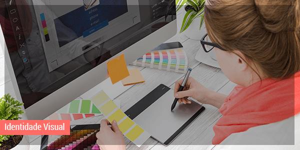 Identidade visual para quem quer comprar layout pronto